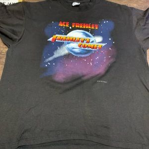 Ace Frehley Frehley's Comet Vintage T-Shirt XL